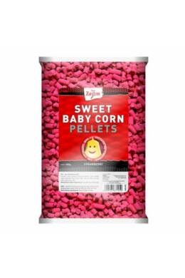 CarpZoom 800g eper Édes Baby Kukorica Pellet CZ1459