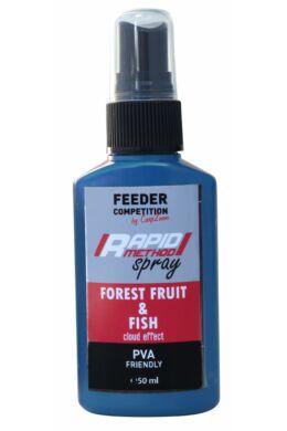 Feeder Competation Gyors hatású aroma spray, 50 ml, Fokhagyma & fűszer CZ2064