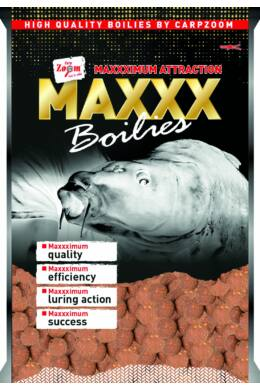 CarpZoom 800g 20mm fekete bors-máj MAXXX Bojli CZ2089