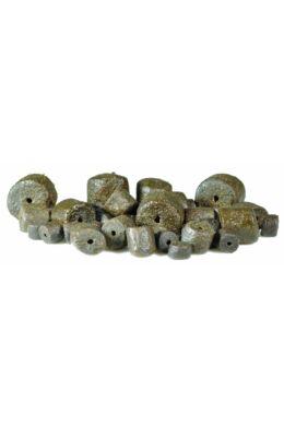 CarpZoom 5kg 20mm Fúrt halibut pellet, 20mm CZ2323