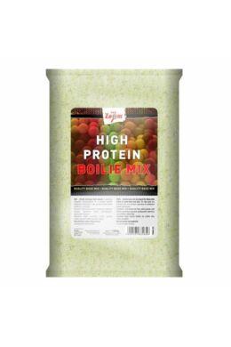 CarpZoom High Protein bojli mix magas fehérjetartalommal, 1kg CZ4168
