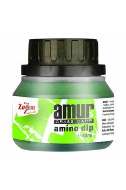 CarpZoom Amur-Grass Carp Amino Dip, aminosavas dip 80ml CZ5189