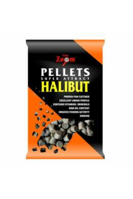 CarpZoom 800g 3mm Feeding Halibut etetõ Pellet CZ7996