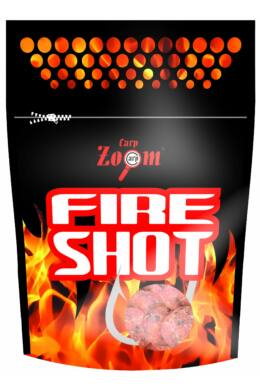 CarpZoom Fire Shot Csalizó bojli, 16mm, 120g, Eper CZ8153