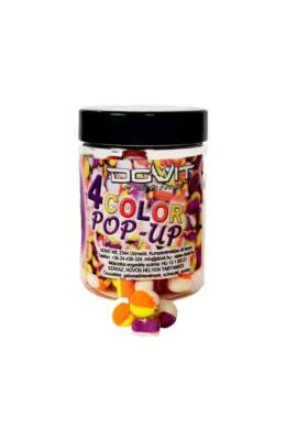 Dovit 4 COLOR pop-up 14mm - vajsav-mangó DV703