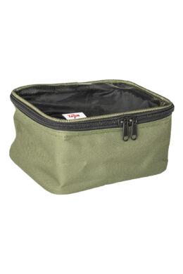 CarpZoom Átlátszó tetejű táska L (19x13x10 cm) CZ2576