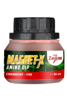 CarpZoom Magnet-X Amino Dip, fűszeres kolbász, chili, robin red, 80 ml CZ4501