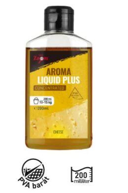 CarpZoom Aroma Liquid Plus folyékony aroma, karamell, 200 ml CZ4624