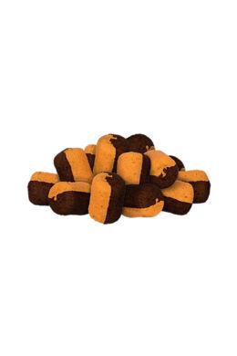 Feeder Competition Duo Dumbel Wafters horogcsali 12 mm, csoki, narancs, 15 g CZ4716