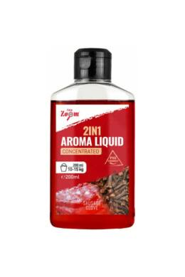 CarpZoom 2in1 folyékony aroma, csoki, narancs, 200 ml CZ4273