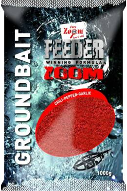 CarpZoom 1kg eper-hal-paprikás fûszer Feeder Zoom etetőanyag CZ8860