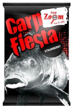 CarpZoom 1kg  XXL Carp piros eper Carp Fiesta etetőanyag CZ8587
