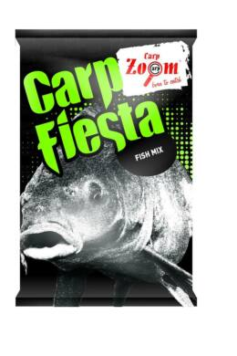 CarpZoom 3kg halas mix Carp Fiesta etetőanyag CZ3804