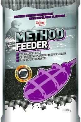 CarpZoom 1kg hal-halibut Method Feeder etetőanyag CZ9912