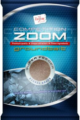 CarpZoom 1kg super feeder Competition Zoom etetőanyag CZ9950