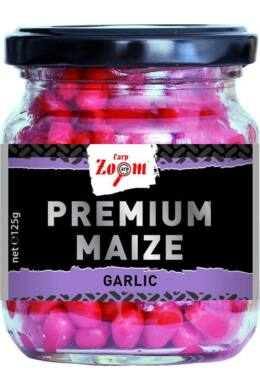 CarpZoom 220ml fokhagyma Premium Kukorica(125g) CZ7163