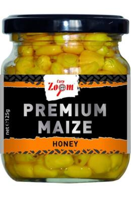 CarpZoom 220ml méz Premium Kukorica (125g) CZ1291