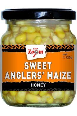 CarpZoom 220ml méz Sweet Angler's Kukorica (125g) CZ1376
