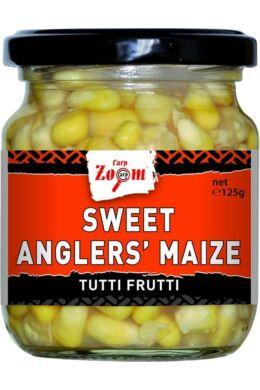CarpZoom 220ml tutti frutti Sweet Angler's Kukorica (125g) CZ9362