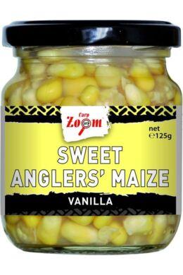 CarpZoom 220ml vanília Sweet Angler's Kukorica (125g) CZ1352