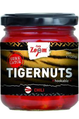 CarpZoom 220ml chili paprika Tigrismogyoró (125g) CZ3583