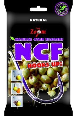 CarpZoom 30g natúr gyöngykukorica Natural Kukorica Floaters CZ0550