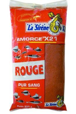 La Sirène X21 Etetőanyag Rouge, 850g RI110005