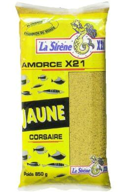 La Sirène X21 Etetőanyag Jaune, 850 kg RI110009