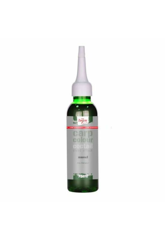 CarpZoom Carp Colour Coctail aroma és színező adalék 75ml, kagyló CZ5783