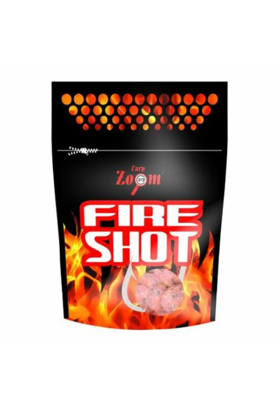 CarpZoom Fire Shot Csalizó bojli, 20mm, 120g, Ananász CZ8869