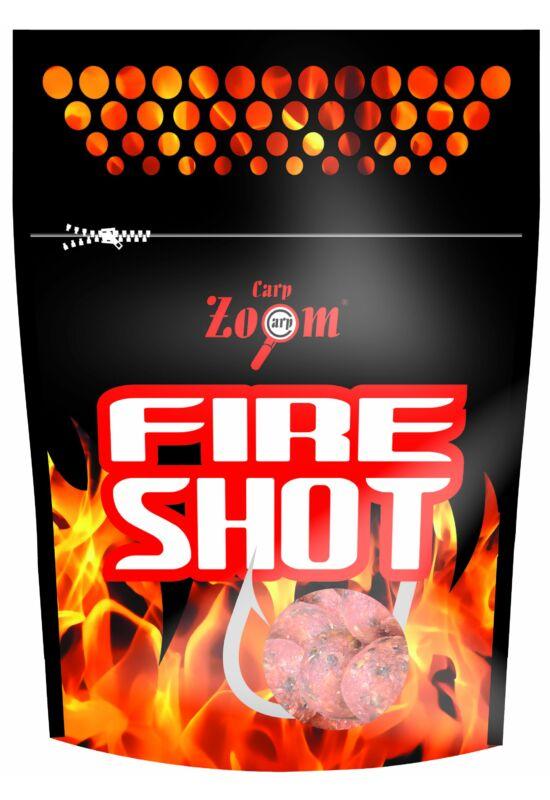 CarpZoom Fire Shot Csalizó bojli, 24mm, 120g, Eper CZ8906