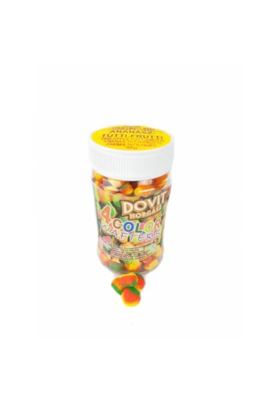 Dovit 4 COLOR wafters 10mm - ananász-tutti-frutti DV322