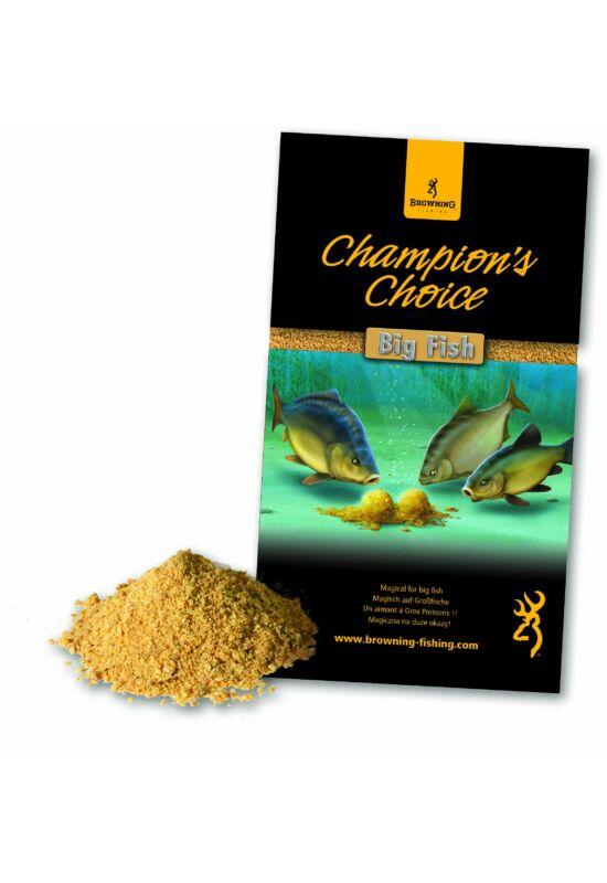 Browning Groundbait Big Fish etetőanyag 1kg BR3970006