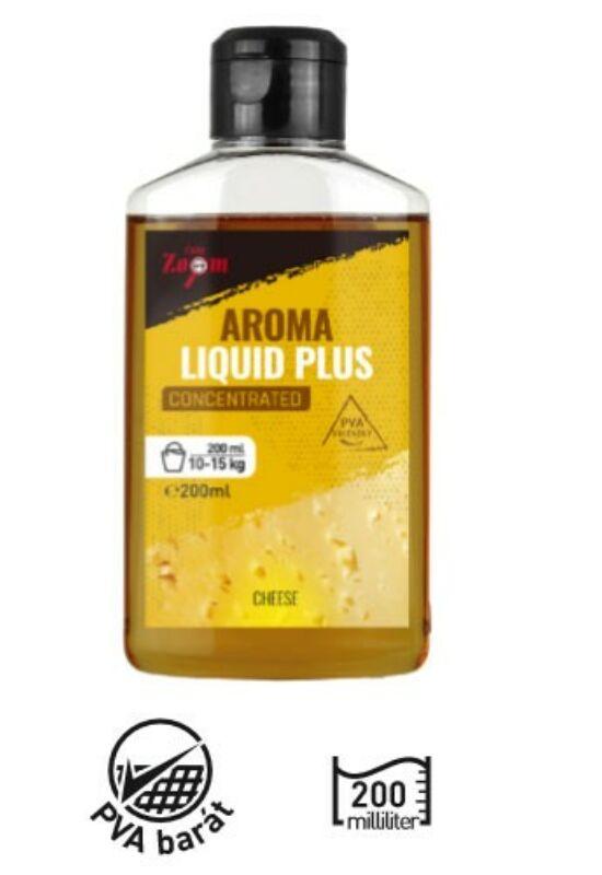 CarpZoom Aroma Liquid Plus folyékony aroma, eper, 200 ml CZ4617