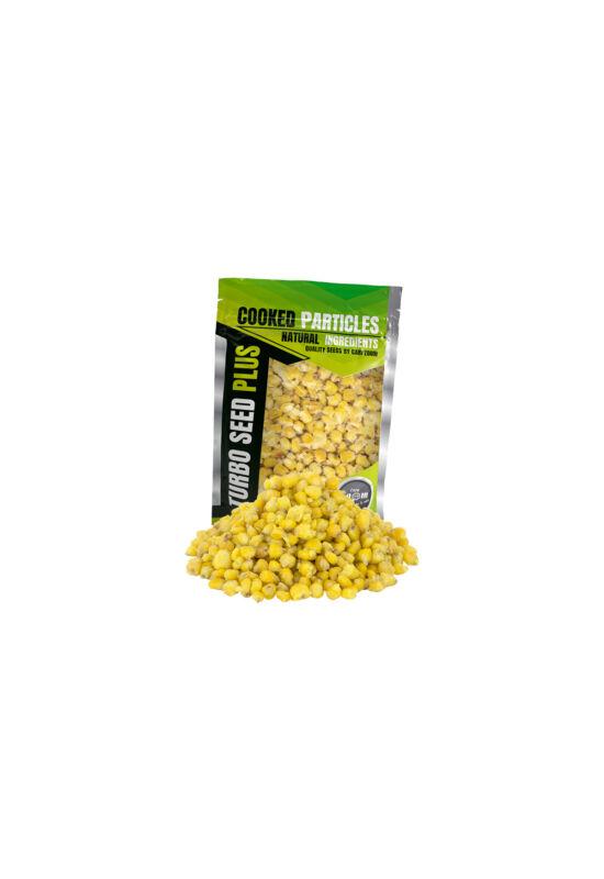 CarpZoom  Turbo Seed Plus, natúr, kukorica, 1 kg CZ4921
