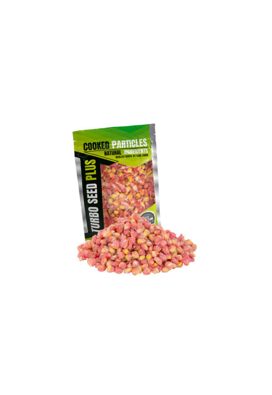 CarpZoom  Turbo Seed Plus, eper, kukorica, 1 kg CZ4938