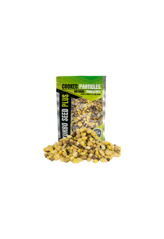 CarpZoom  Turbo Seed Plus, 7X mix magkeverék, 1 kg CZ4976
