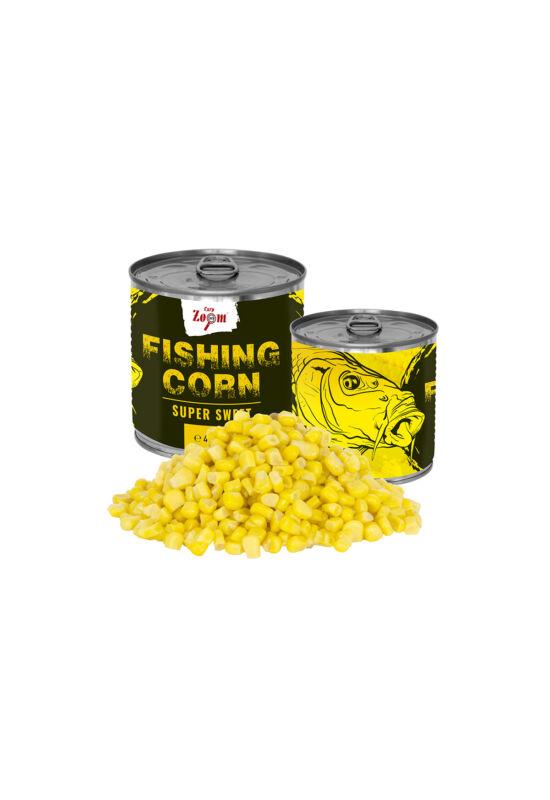 CarpZoom Szuper édes dobozos kukorica, natúr, 160 g, 212 ml CZ5157