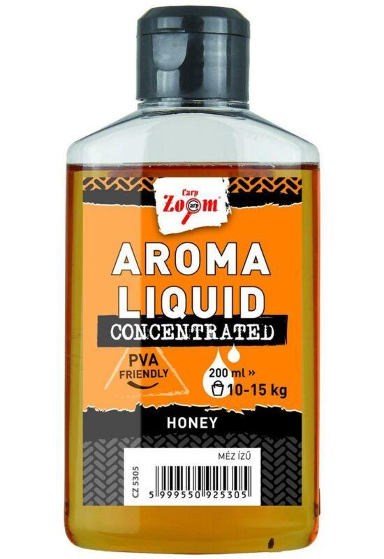 CarpZoom 200ml karamell Aroma Liquid Koncentrátum CZ5329