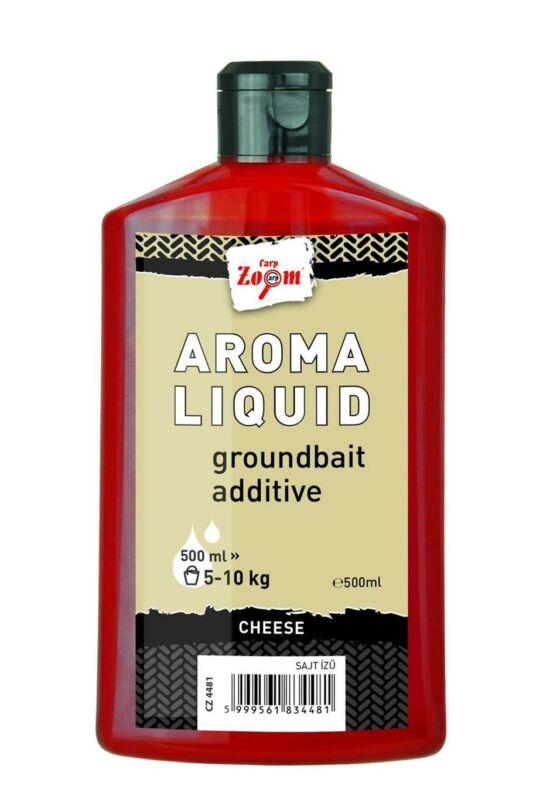 CarpZoom 500 ml eper Aroma Liquid folyékony aroma CZ8402