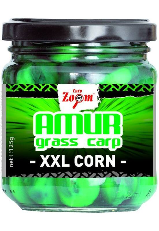 CarpZoom 220ml 125g Amur XXL Kukorica nagyméretû kukorica amurnak CZ8891