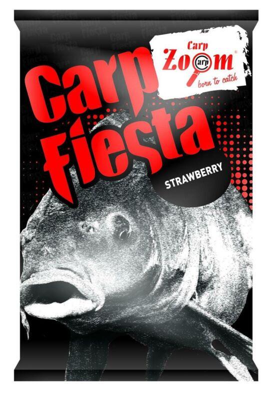 CarpZoom 3kg Feeder Carp/féder Carp Fiesta etetőanyag CZ3264