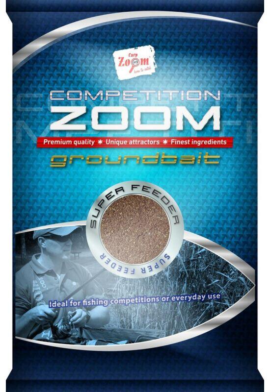 CarpZoom 1kg állóvízi Competition Zoom etetőanyag CZ9929