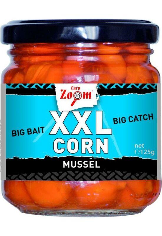 CarpZoom 220ml kagyló XXL Kukorica (125g) CZ9386