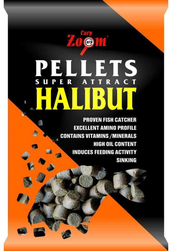 CarpZoom 10kg 20mm Feeding Halibut etetõ pellet CZ5886