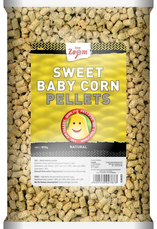 CarpZoom 2500g Édes Baby Kukorica Pellet CZ8532